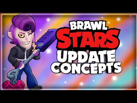 Skin Discount and Many More!? | Brawl Stars Update Concepts