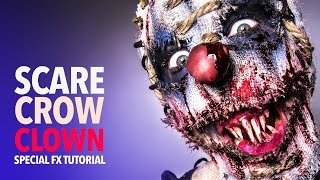 Born in your nightmare - The scarecrow clown comes to haunt you. In...