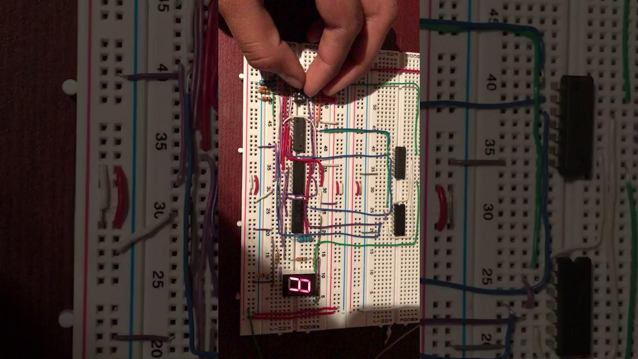 Circuito Integrado 7404 : Coparoman circuitos integrados con compuertas lógicas