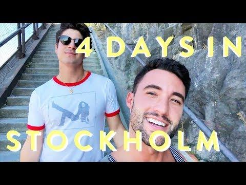 Four Crazy Days In Stockholm | VLOG | BROCK + CHRIS