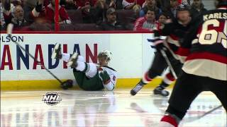 Top 10 NHL Hits of the Year - 2013