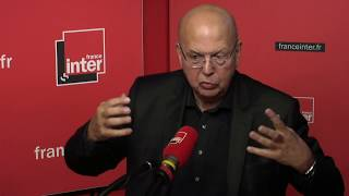 Patrick Buisson répond aux questions des auditeurs de France Inter