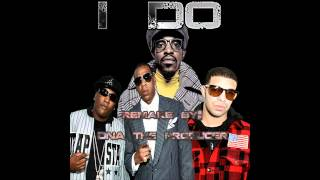 Young Jeezy ft Jay-Z Drake Andre 3000 - I Do (Official Instrumental)