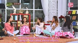SNSD Hillarious PRANK and SCANDALOUS Behind Story - 10th anniversary - Stafaband