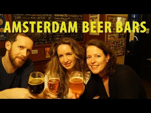 Amsterdam Beer Bars