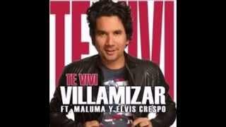 Yo Te Vivi  Villamizar ft Maluma y Elvis Crespo (REMIX) Letra...!!
