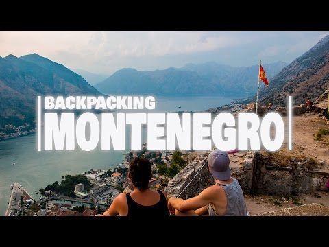 Backpacking Montenegro - Adventures of Jake and Ness