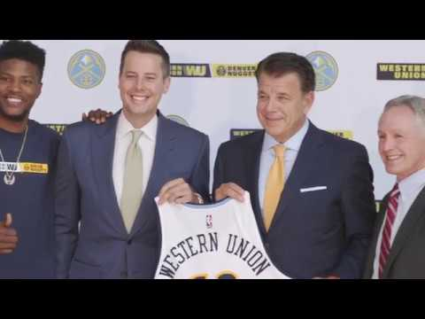 Nuggets strike multi-year sponsorship deal with Western Union