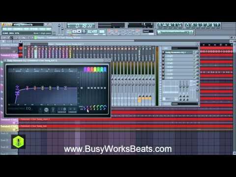 How To Mix Timbaland Tracks