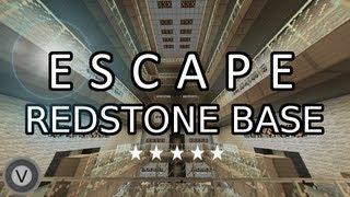 REDSTONE BASE - mapa logiczna