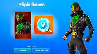 "The NEW ""Saint Patrick Day"" Skins In Fortnite! (LEAKED Saint Patrick Day Skins!)"