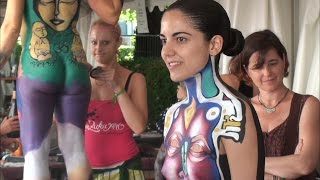 ☼ World Bodypainting Festival 2015 | The fusion of Bodies & Beats