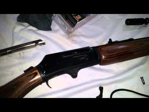 How to clean a lever action rifle: The Basics.