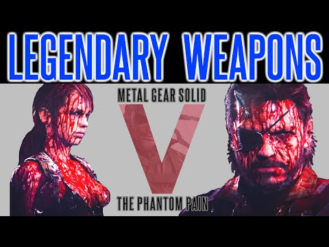 metal gear solid 5 weapon customization guide