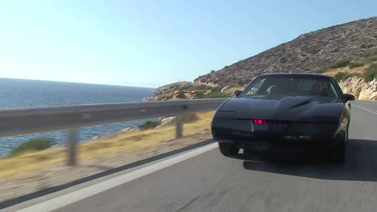Greek Knight Rider Cruise Scenes In Hd Youtube