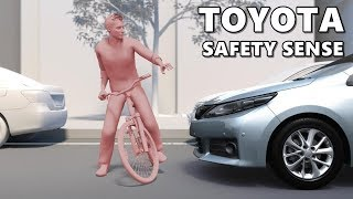 Toyota Safety Sense 2.0 Features Explained