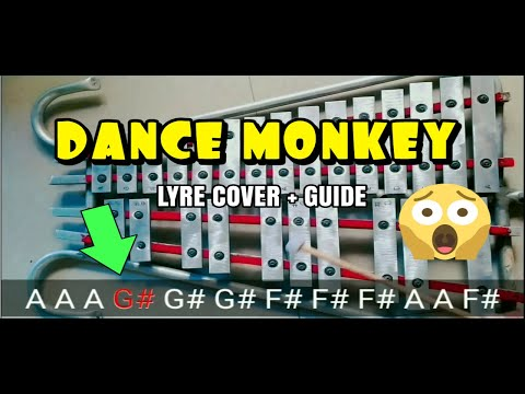 dance-monkey-lyre-cover-+-easy-chords-tutorial-(tones-and-i)