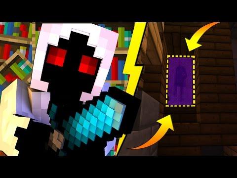 LA PORTA DELLA STANZA SEGRETA?! Minecraft Murder Mystery!