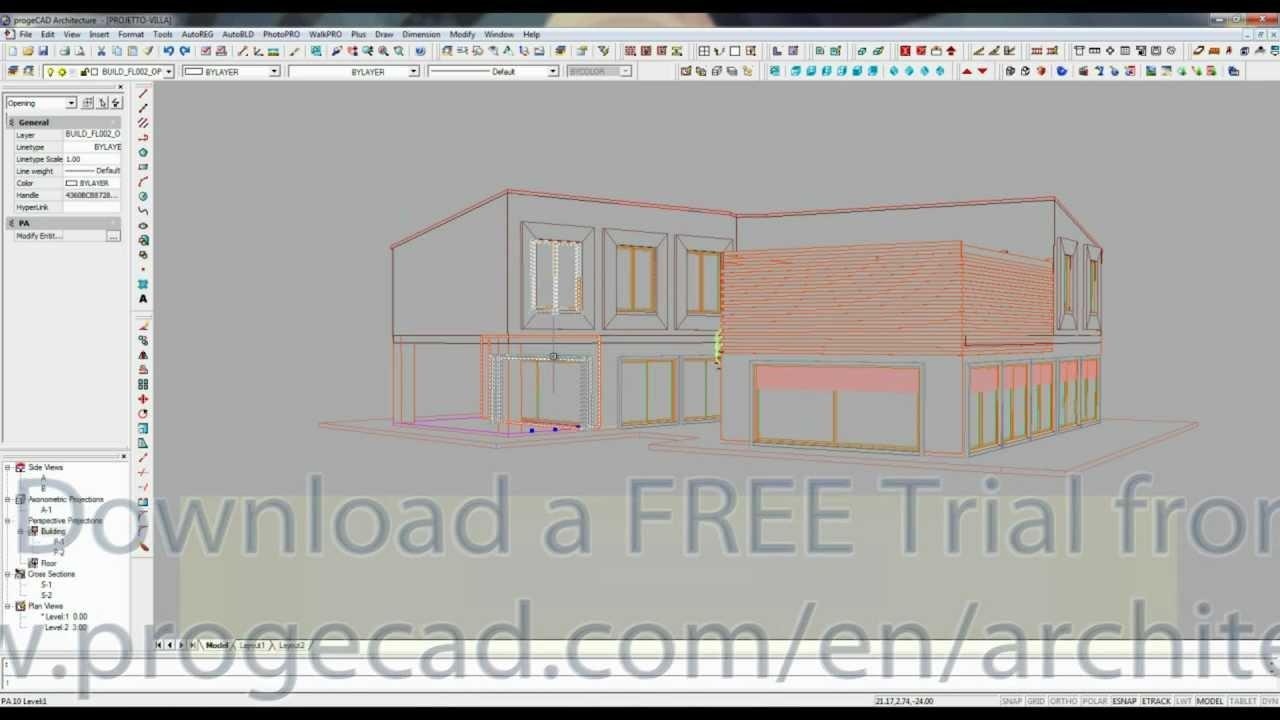 intelliplus architectural 8 gratuit