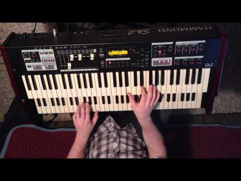Hammond bass lines - John Patton syncopation