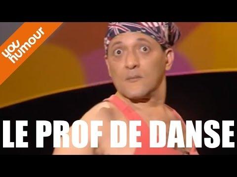 Arsène Mosca : prof de danse
