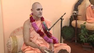 2009.06.23. Kirtan by H.H. Bhaktividya Purna Swami - Riga, LATVIA