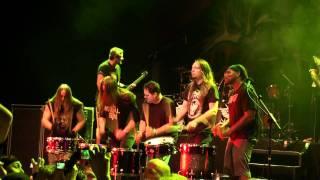 Sepultura - Kaiowas @ Eindhoven Metal Meeting 2011 Full HD