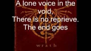 Lamb Of God - Shoulder Of Your God Lyrics Video