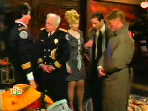Commissioner Hurst on Police Academy: The Series Russian Dub