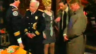 Commissioner Hurst on Police Academy: The Series (Russian Dub)
