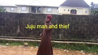 Juju man vs Edo man(The house of craze comedy)