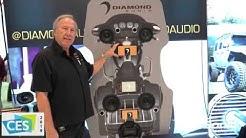 Diamond Audio Unveils New Motorcycle Speaker Systems - CES 2019