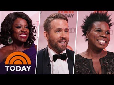TIME 100 Honorees Viola Davis, Ryan Reynolds, Leslie Jones Talk To Willie Geist  | TODAY