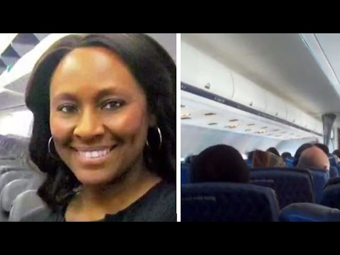 Quick-thinking flight attendant rescues girl from human trafficking after sensing she needed help