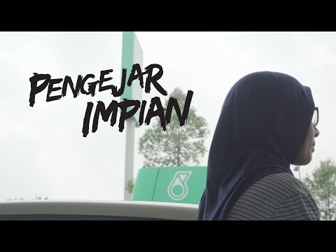 #PengejarImpian by Petronas and MSF featuring Sharina Ramlle, a racing housewife