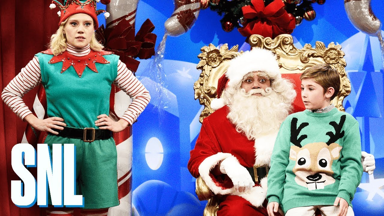 Visit with Santa Cold Open - SNL - YouTube