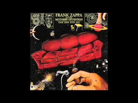 Frank Zappa & The Mothers Of Invention - Inca Roads (1975)