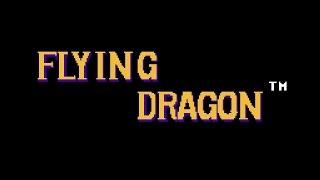 Flying Dragon - The Secret Scroll (NES) Playthrough
