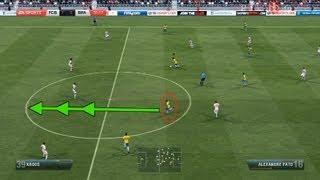 Fifa 14 (13) | Passing Tutorial | IN-DEPTH + All Types of Passes | by PatrickHDxGaming