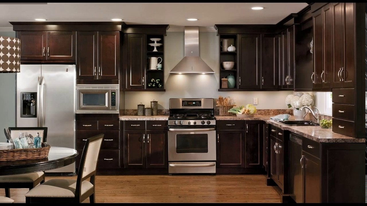 9 X 10 Kitchen Design Youtube