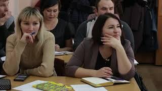 Видеоотчёт первой волны обучения сельских учителей курсу финансовой грамотности