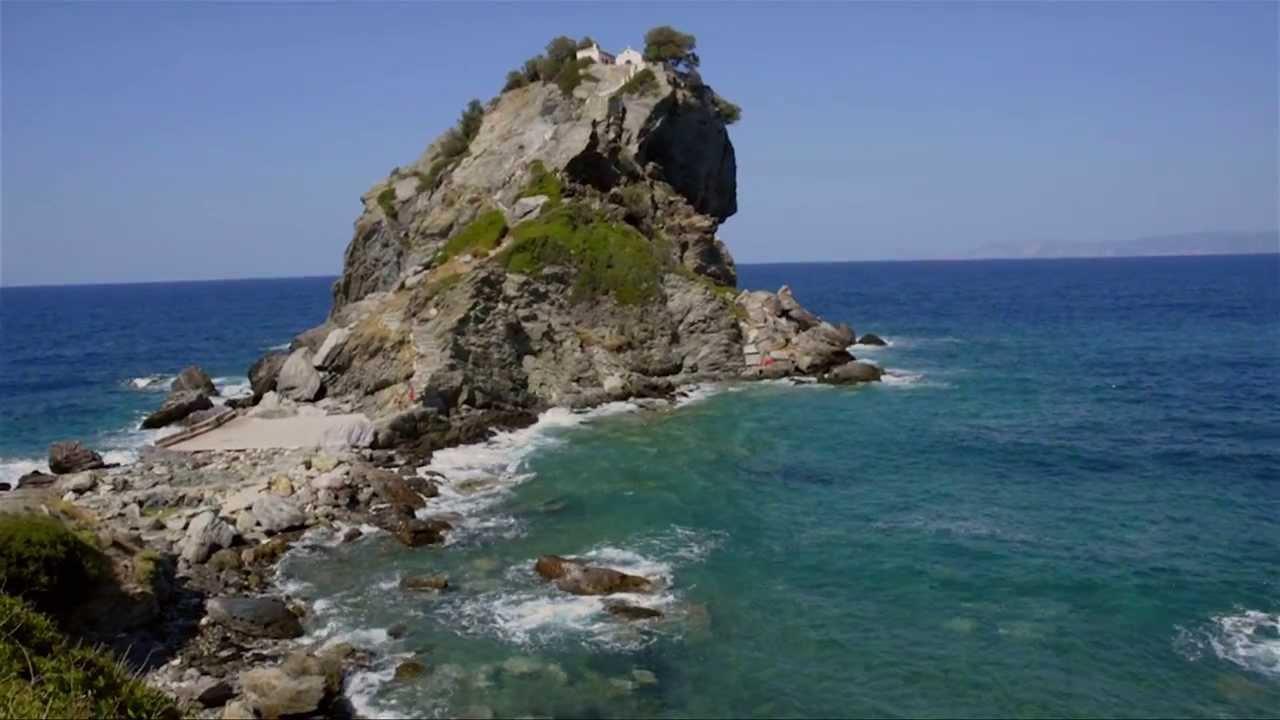 Agios Ioannis Skopelos Youtube