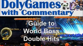 ➜ Wartune Guide and Gameplay - World Boss Double Hits