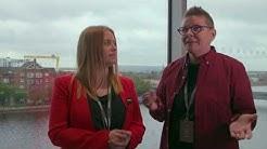 Interview- Carita Kilpinen and Mai Peltoniemi, 8th European Conference on Mental Health Belfast,2019