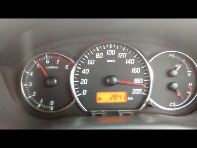 top speed of swift desire // 180km/h at yamuna xpress way //