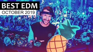 BEST EDM OCTOBER 2019 💎 Electro House Charts Music Mix