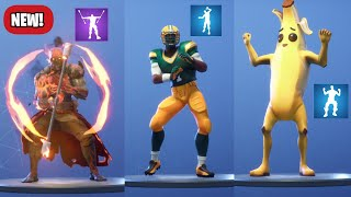 Ces emotes Fortnite Look BETTER With These Skins...! (Best Skin - Emote Combos de la saison 8!)