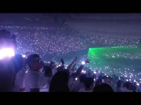 sensation white arena monterrey 2014