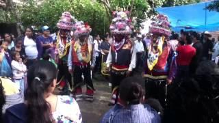Danza de Los Moros en Ihuatzio