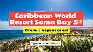 Обзор Caribbean World Resort Soma Bay 5 в Хургаде Египет